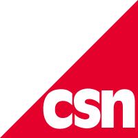 CSN logotyp.
