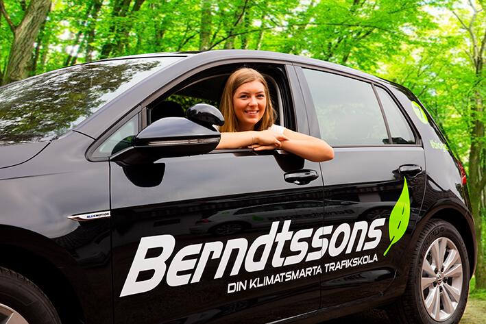 Ecodriving hos Berndtssons i Ängelholm